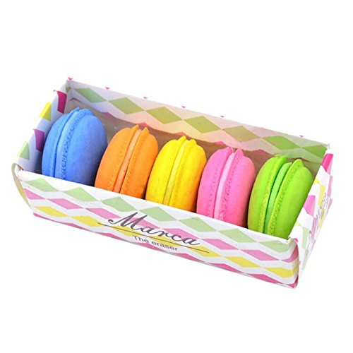 Ioffersuper Fashion Macarons Colors Stationery product image