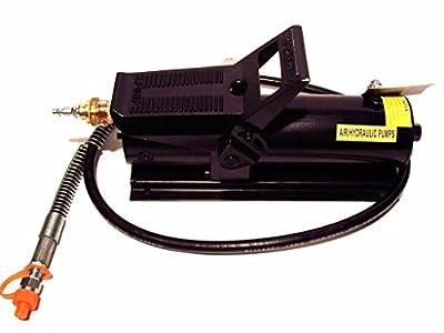 10 Ton Air Hydraulic Foot Pump Body Frame Porta power Tool