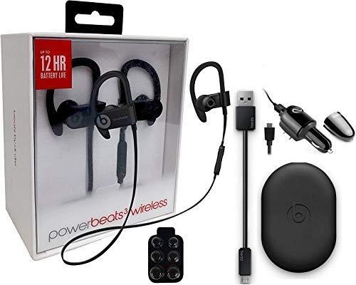 Beats by Dr. Powerbeats3 Wireless Earphones & Car/Wall Charg