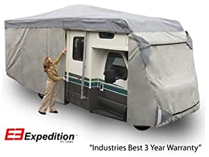 Expedition RV Trailer Cover Fits Class C 23' - 26' RVs