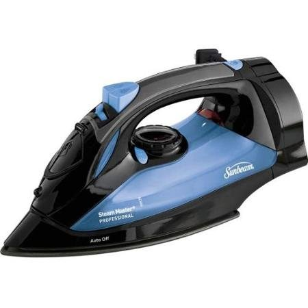 Best Supernon Iron Board - Sunbeam Steam Master Iron with Retractable