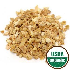 Starwest Botanicals Organic Orange Peel C/S, 1 Pound