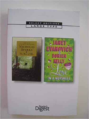 Book Reader's Digest Select Editions Large Type: The Best of Me and Love in a Nutshell June 2013