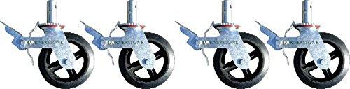 A Set of 4 Wheel 8