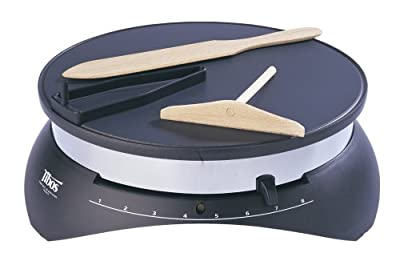 Electric Crepe Maker 13 3/4""