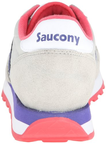 Chaussures de Jazz Saucony Original Femme Dark Cross Light Purple Grey EqaZA47