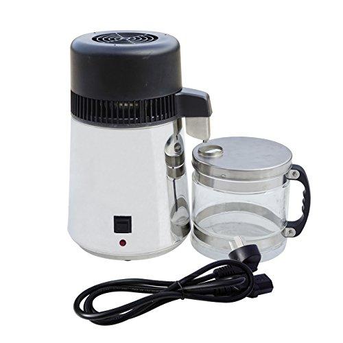 Stainless Steel Water Distiller ~ Stainless steel water distiller l pure purifier