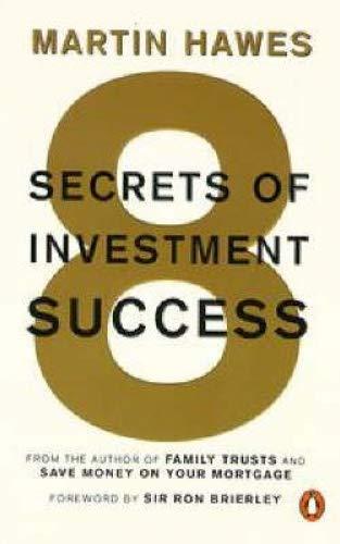 8 secrets of investment success peluang bisnis modal kecil untung besar forex
