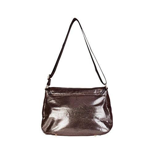 Body RRP Designer Laura Bag Biagiotti 00 Crossbody Brown £119 Cross Bag Genuine Women wwpqvxC4