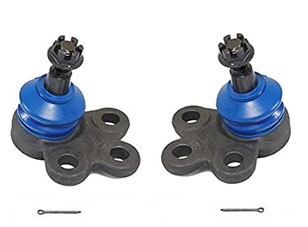 Prime Choice Auto Parts CK568PR Pair of Upper Ball Joints