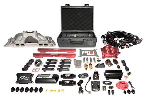 FAST 3011454-05E EZ-EFI Multi-Port Fuel Injection Kit for Big Block -