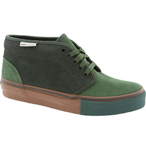 Vans Chukka Boot II 2 Marc Jacobs Collection (Corduroy - Bronze Green/Duffle Bag)