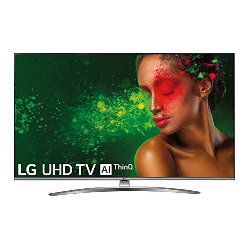 chollos oferta descuentos barato LG 55UM7610PLB Smart TV 4K UHD de 139 cm 55 con Alexa Integrada Inteligencia Artificial Panel IPS HDR webOS 4 5 Asistente de Google Procesador Quad Core Sonido DTS Virtual X Color Acero