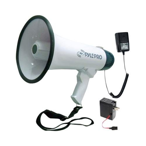 Pyle Pmp45r Megaphone Recorder Microphone