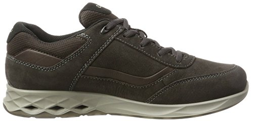 mocha Wayfly licorice Homme Multisport Outdoor Chaussures Ecco Marron gOqp6Uxw