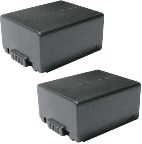 【掘出】 2個セット Panasonic DMW-BLB13 互換バッテリー DMC-GH1 G10 対応