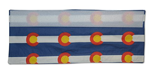 BikeWrappers: Colorado Reflective Top Tube Wrap by BikeWrappers (Image #1)
