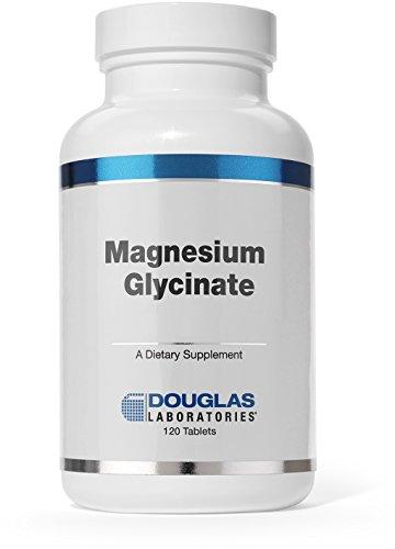 Douglas Laboratories Magnesium Glycinate formation