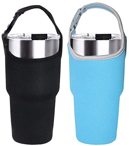 Stainless Insulated DanziX Neoprene More Black product image