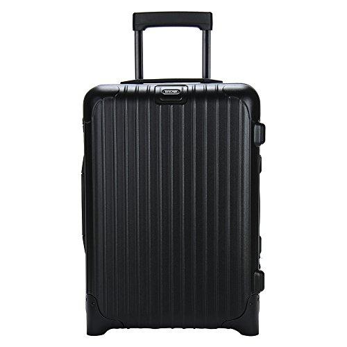 (リモワ)RIMOWAサルサ833.5283352キャビントローリーイアタ2輪ブラックCABINTROLLEYIATA33L(810.52.32.2)並行輸入品