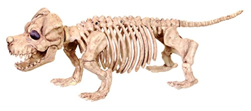 Crazy Bonez Skeleton Dog - Puppy Bonez
