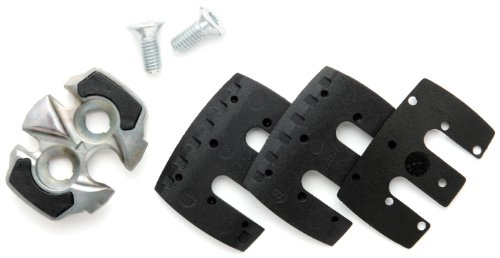 Look S-Track Cleats 15° Pedal Cleats grey