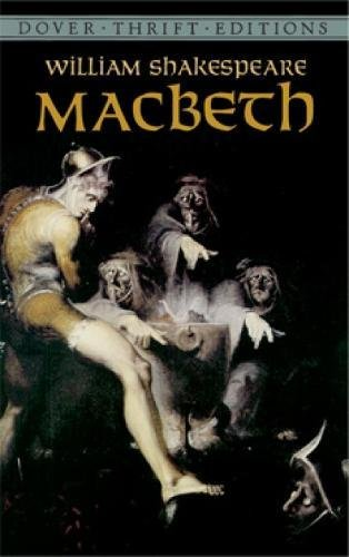a personal connection on macbeths character in a play by william shakespeare
