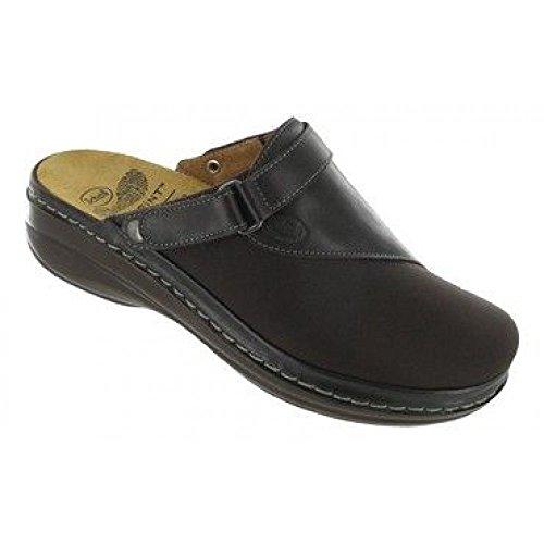 Dr Scholl - Zapatillas de estar por casa para mujer marrón marrón