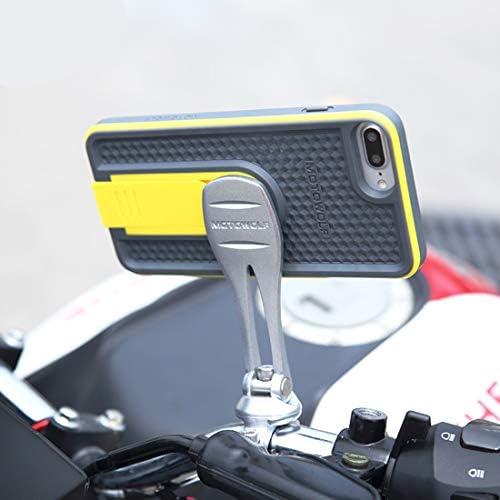 YIKETING 自転車電話ブラケット多機能自転車携帯電話ブラケットナビゲーションブラケット自転車オートバイスクーターなど電話マウントに使用 (サイズ : 4.7)