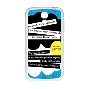 Cool painting fault in our stars quotes tumblr Phone Case for Samsung Galaxy S4
