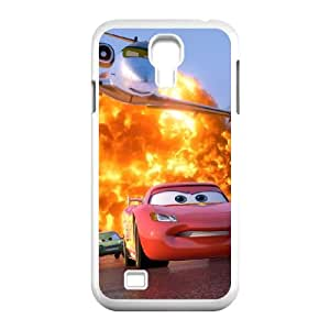Cars 2 Samsung Galaxy S4 9500 Cell Phone Case White WS0246981