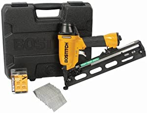 Stanley Bostitch N62fnk-2 Pneumatic Finish Nailer Kit Power & Air Hammers/Nailers by Stanley Bostitch