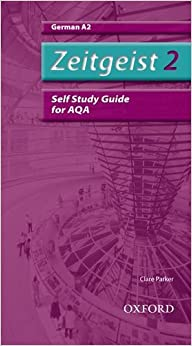 Book Zeitgeist: 2: A2 AQA Self-Study Guide with CD