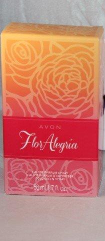 Avon Flor Alegria Eau De Parfum 1.7 oz By Kate Del Castillo