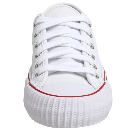 Pf Flyers Mens Centre Lo Sneaker Blanc