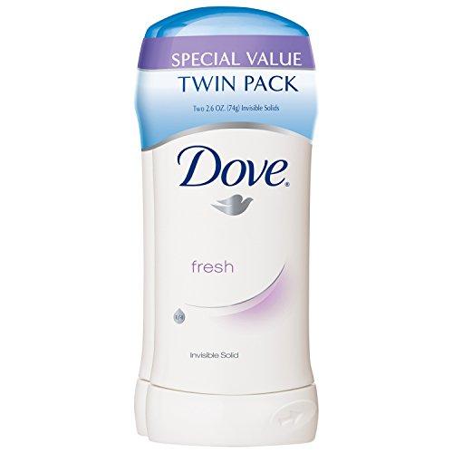 Dove Antiperspirant Deodorant Fresh Twin