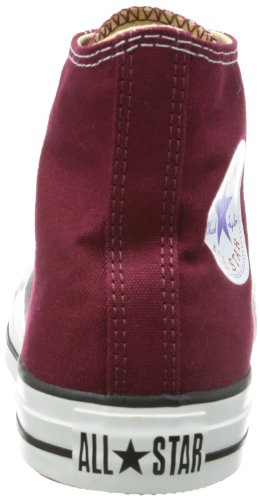 CONVERSE Chucks - ALL STAR HI M9613 maroon, Taille:49 EU