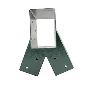 A Frame Swing Set Bracket For 2 4x4 Legs 1 4x6 Beam