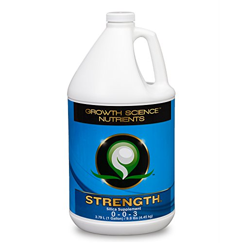Strength: Silica nutrient booster for strong hearty resilient plants. For Soil, Coco, and hydroponic mediums For Sale