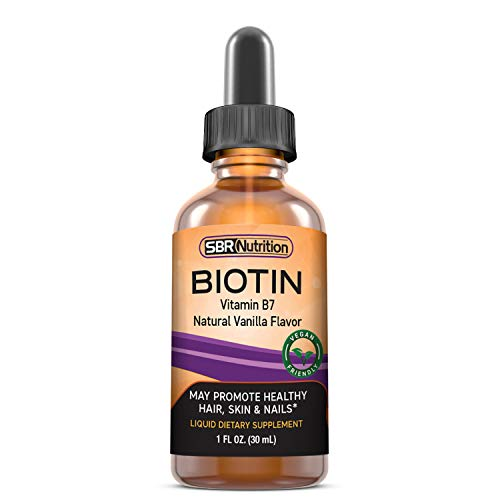 SBR Nutrition Biotin Liquid