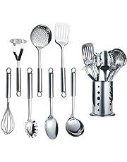 Berglander Utensile da cucina in acciaio inox