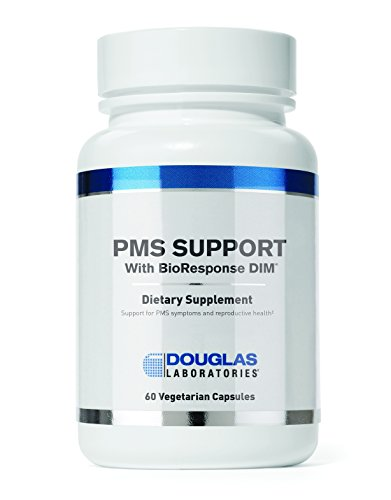 Douglas Laboratories - PMS Support with BioResponse DIM - Chaste Berry Extract, Magnesium and B Vitamins Formulated to Support PMS Symptoms and Reproductive Health* - 60 ()