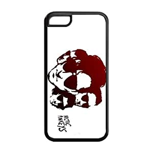 the Case Shop- Arctic Monkeys TPU Rubber Hard Back Case Cover Skin for iPhone 5C ,i5cxq-148