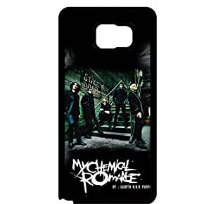 Hot Design My Chemical Romance Phone Case Cover For Samsung Galaxy Note 5 MCR Luxury Pattern