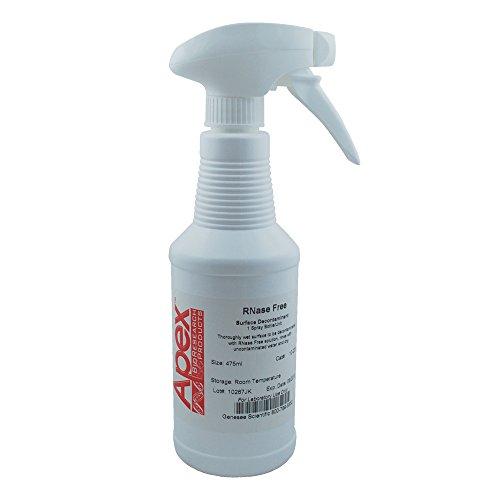 Rnase Away Spray (RNase FREE, 475ml Spray Bottle, Removes RNase & DNAse, 1 Spray)