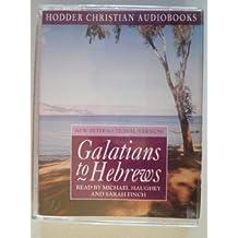 Galatians to Hebrews