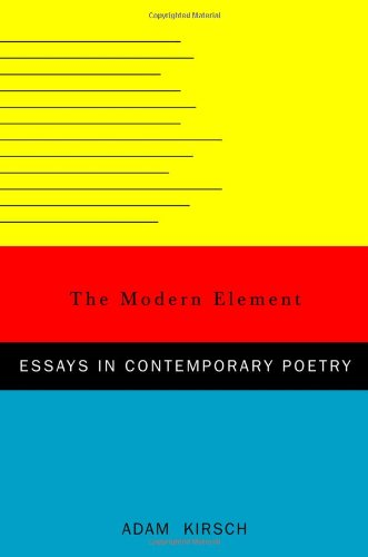 contemporary poetry in america essays and interviews Show me the $$$ literary magazines that pay voices of one of the most active writing communities in america poetry, and non-fiction (essays, interviews.