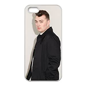 Sam Smith iPhone 5 5s Cell Phone Case White Vvzds