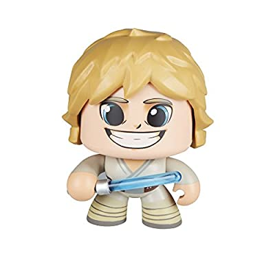 Star Wars Mighty Muggs Luke Skywalker #3: Toys & Games [5Bkhe2002277]
