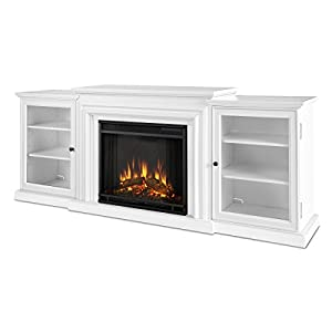 Real Flame 7740e Frederick Entertainment Center With Electric Fireplace Large